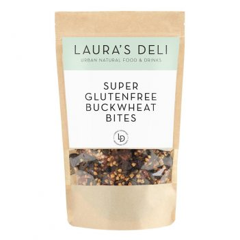 SUPER GLUTENFREE BUCKWHEAT BITES