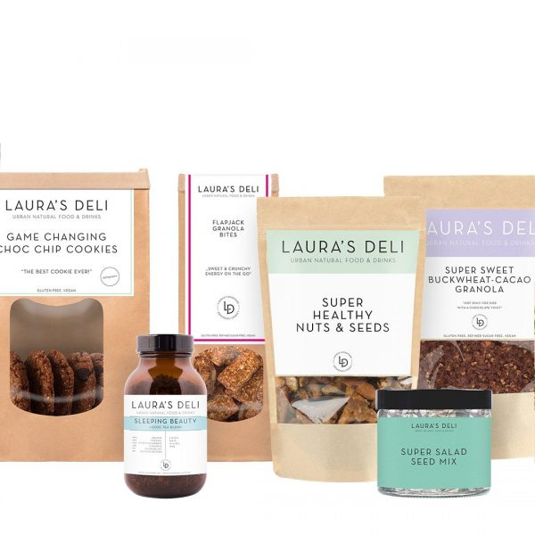 THE LAURA'S DELI DELUXE GIFT SET