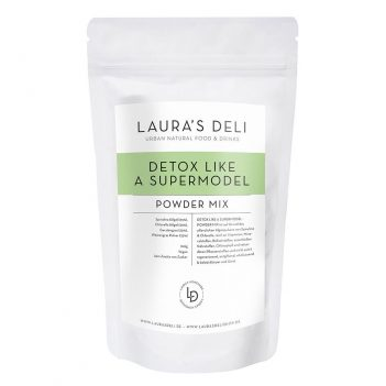 DETOX LIKE A SUPERMODEL - GREEN SMOOTHIE MIX