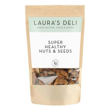 SUPER HEALTHY NUTS & SEEDS