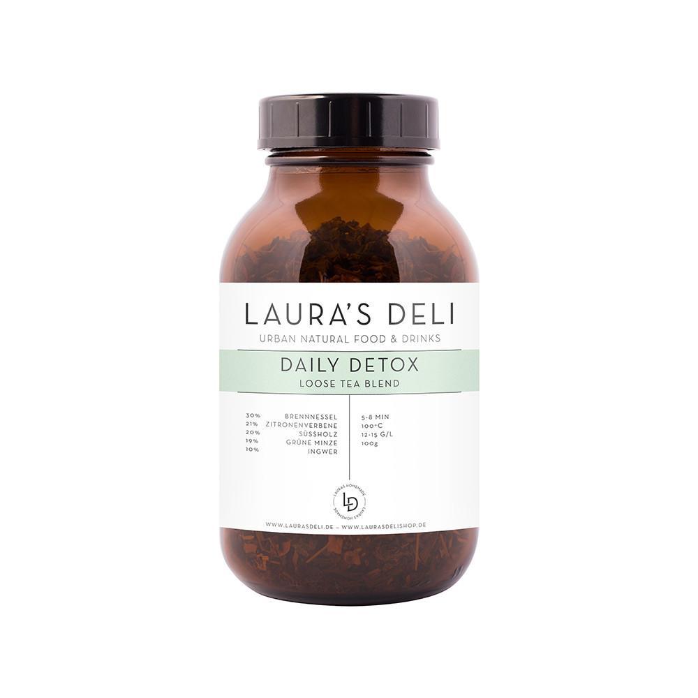 daily detox tea laura s deli. Black Bedroom Furniture Sets. Home Design Ideas