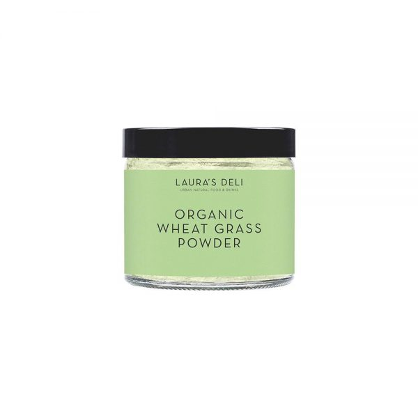 ORGANIC WHEAT GRASS POWDER